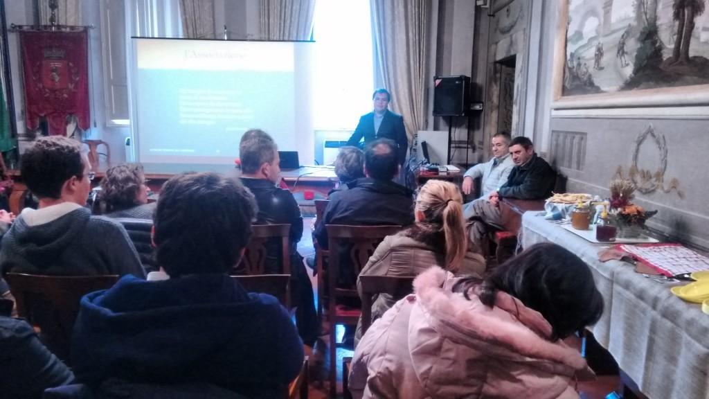 Conferenza Stampa e Presentazione Associazione antiche sementi del Casentino